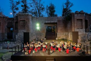 Concerto Banda Ferentum - Stagione Teatrale Ferento 2020