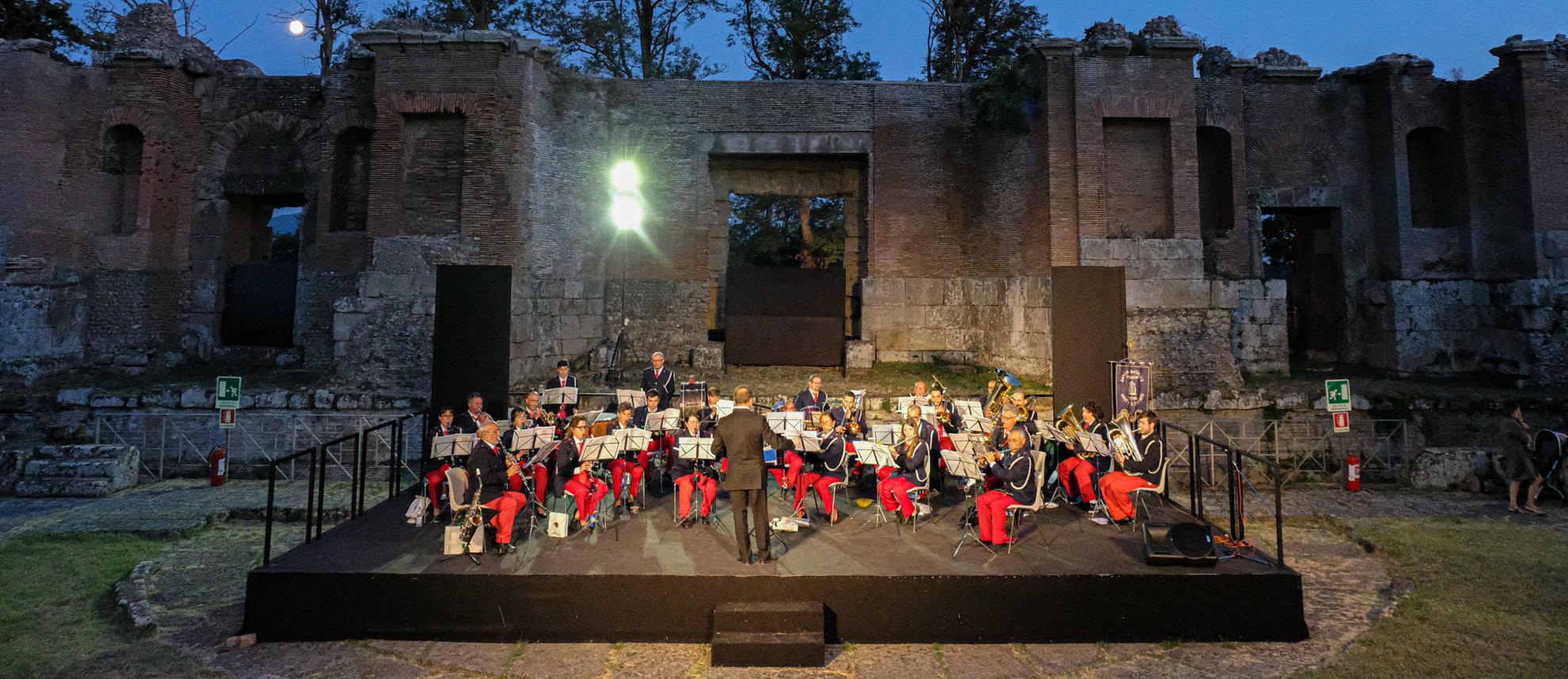 Concerto Banda Ferentum Ferento